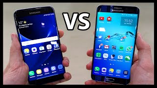 Galaxy S6 Edge+ VS Galaxy S7 Edge
