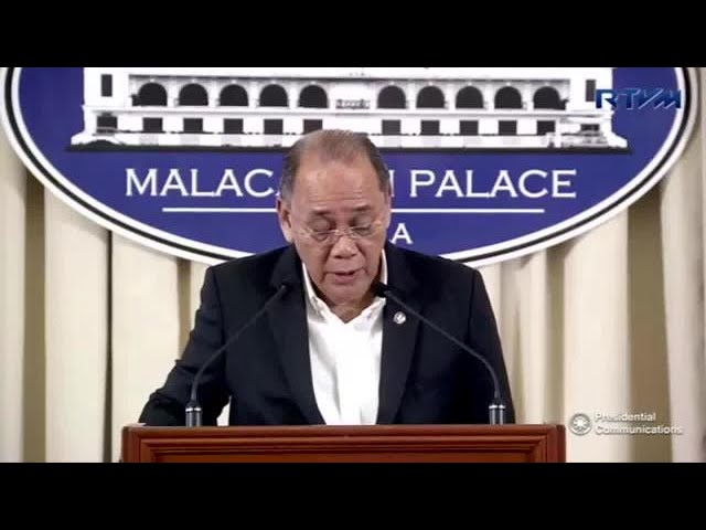 US should be fair in probe of killings — Malacañang