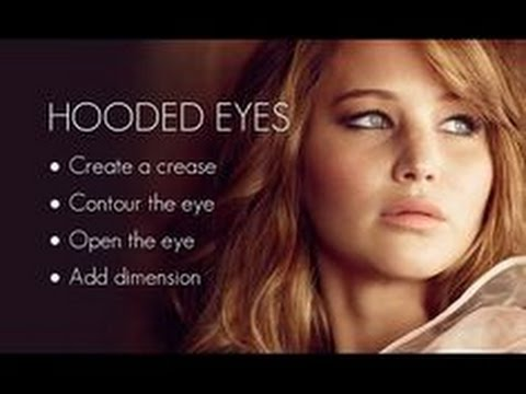THE ULTIMATE HOODED EYE TUTORIAL - BEGINNER FRIENDLY