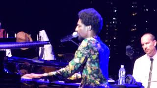 Jon Batiste The Dap Kings Don 39 T Stop 7 21 18 Pier 17 Nyc