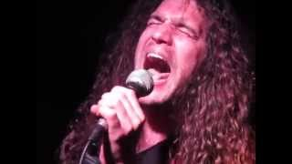 COBRA (Perú) - ROCK METAL + DANGER ZONE live (Crypto Bar Metal) 10/11/15