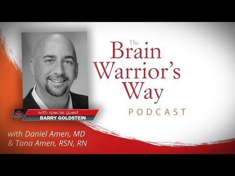 Music! A Key To Better Health - With Barry Goldstein, Dr Daniel Amen & Tana Amen