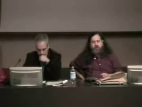 The Future of Free Software - Richard Stallman