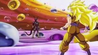 dragon ball z - l'ultime combat ( bande annonce ) OAV