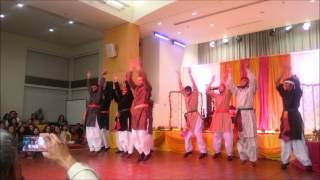 Mehndi Rendition of Key and Peele Aerobics Meltdown