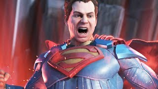 Injustice 2 - All Characters Ultimate Attacks/SUPERMOVES so far