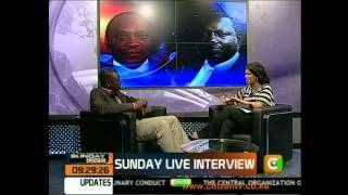 Sunday Live Interview: William Ruto On Hague Preparations