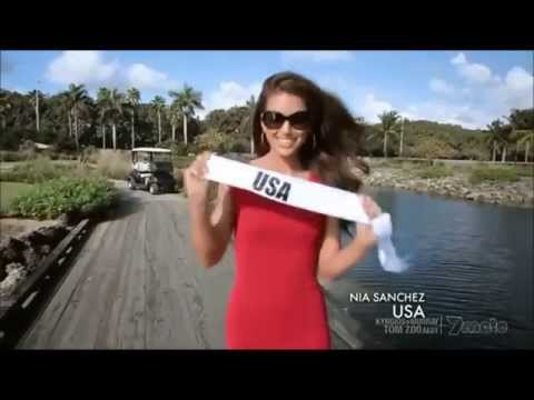 Nia Sanchez • 63rd Annual Miss Universe Pageant