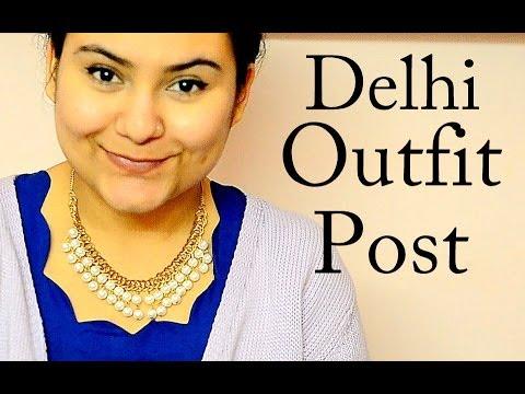 Delhi outfit post: Pretty casual {Delhi Fashion Blogger}