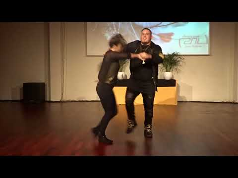 ZNL2018 Linda & Pedrinho in performance ~ Zouk Soul