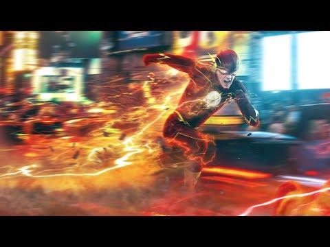 The Flash беги Бари беги