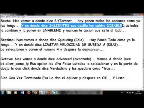Descargar E Instaltar Utorrent+Cheat Engine 6.4...Para Acelerar Las Descargas