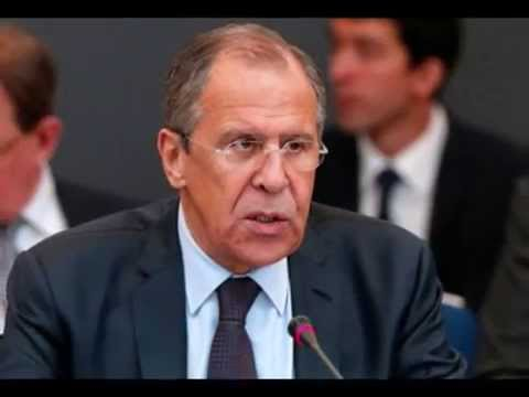 Ukraine crisis: US runs the show in Kiev, says Sergei Lavrov - 23 April 2014