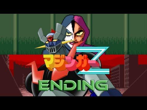 Mazinger Z - Ending - SNES