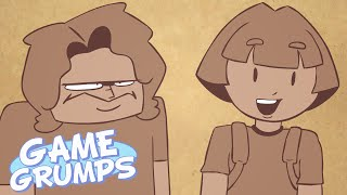 CHINESE DORA THE EXPLORER - Game Grumps Animated