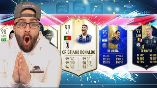 OMG MY LAST FIFA 19 DRAFT EVER!! *THE END* FIFA 19 Ultimate Team