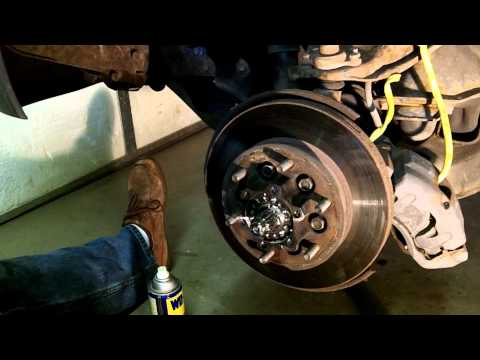 Axle Replacement 1 of 4- 1995 Isuzu Rodeo