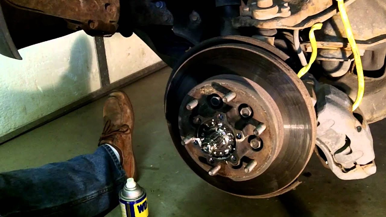 Axle Replacement 1 Of 4 1995 Isuzu Rodeo Youtube
