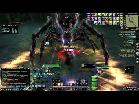 Rift Storm Legion. Unhallowed Boneforge Expert Dungeon - Riftstalker Tanking