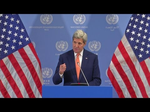Secretary Kerry Comments on Verification of Iranian Actions