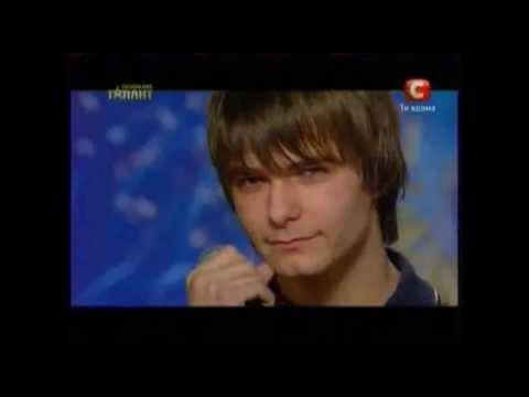 Украина мае талант 4 Андрей Будник.mov