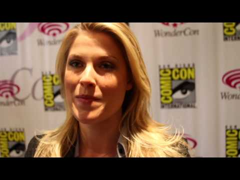 WonderCon 2010 - Resident Evil: Afterlife Interview with Ali Larter