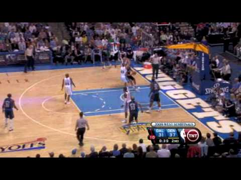 NBA Playoffs Dallas Mavericks vs Denver Nuggets game 2 highlights