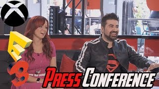 AngryJoe Microsoft Press Conference E3 2017 Review