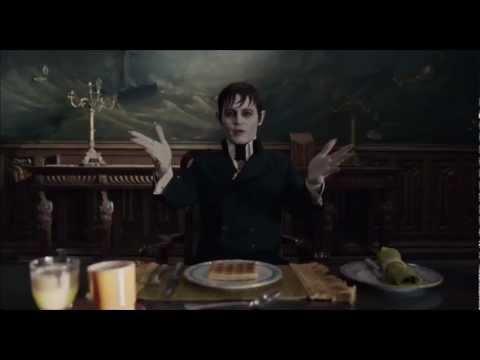 Dark Shadows – Tim Burton – Trailer Italiano HD 1080p