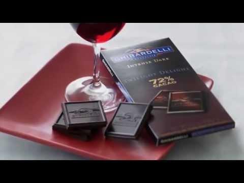 Twilight Delight Dark Chocolate and Wine Pairing Guide