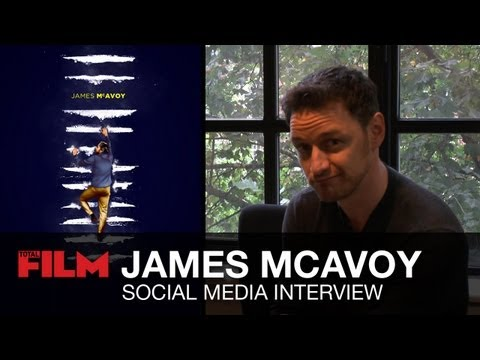 James McAvoy: Social Media Interview