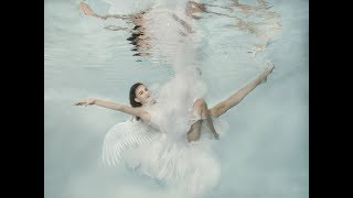 Underwater photo and video session with Kiki