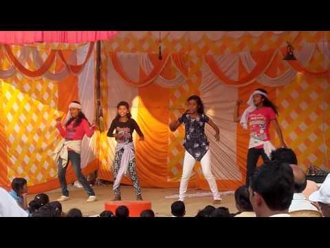 New pani mari dela jhain..by raising girls dance grup
