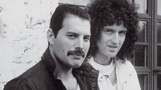 Freddie Mercury talks about Brian May !