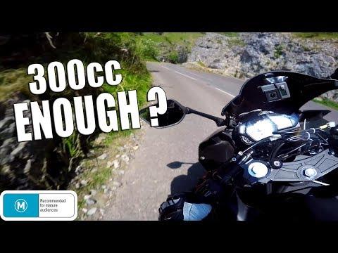 Is A 300cc Fast Enough ? Yamaha R3 Twisties Road Test
