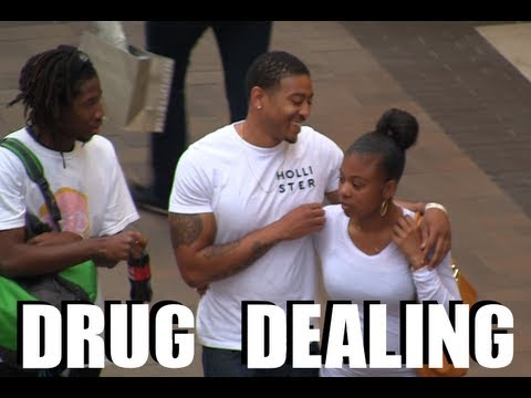 Public Prank - Drug Dealing (Ft. SEFD Pranks)