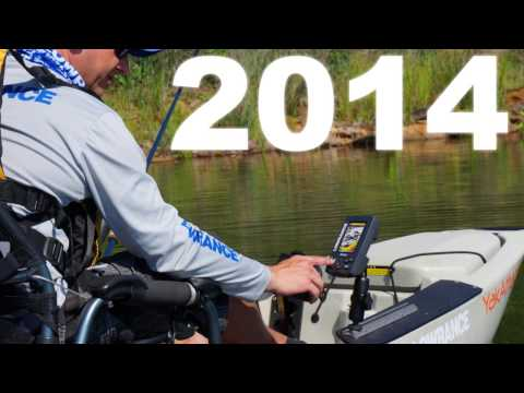 Lowrance Elite-3x Launch Video video