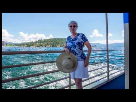 Retire Trip Glacier National Park to Coeur d'Alene