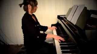 Adele - Someone Like You - (piano cover)