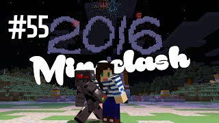 Download Lagu NEW YEARS RESOLUTIONS - MINECLASH (EP.55) Gratis STAFABAND