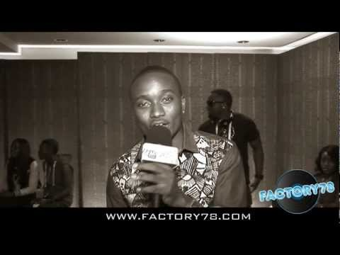 Brymo Goodmorning interview - FACTORY78 - (Exclusive).