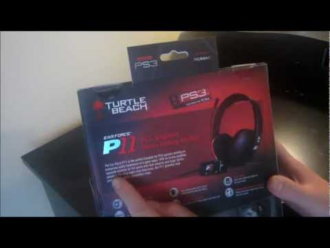 Turtle Beach P11 Gaming Headset Unboxing & First Look
