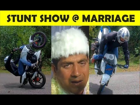Stunt Practice - Stunt Show & Marriage - Vlog