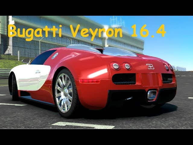 Bugatti Veyron 16.4 Real Racing 3 Mount Panorama Cup