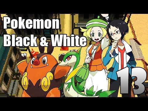 Pokémon Black & White - Episode 13
