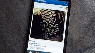 BlackGram - Native Instagram on BlackBerry 10