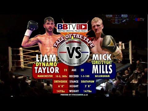 Liam 'Dynamo' Taylor vs Mick Mills #BBTVLIVE