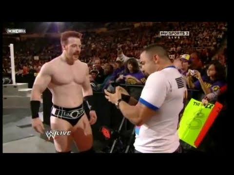 Santino owns Sheamus (again!)
