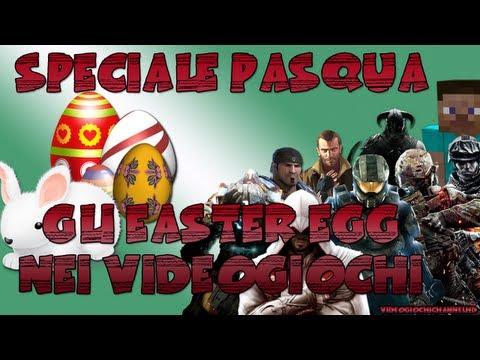 Speciale Pasqua: Gli Easter Egg nei videogiochi