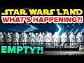 WHAT'S HAPPENING with Star Wars Galaxy's Edge?! - Disney News
